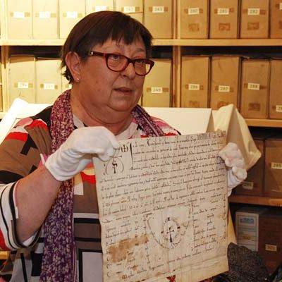 El Archivo de la Casa Ducal abre sus puertas los días 15, 17 y 18 de agosto