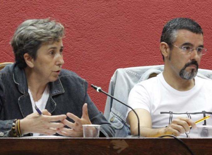 Montserrat Sanz repite como candidata de IU a la alcaldía de Cuéllar