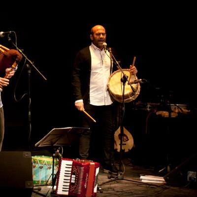 Alberto Jambrina y Pablo Madrid actúan esta noche en el Ábside de Santiago