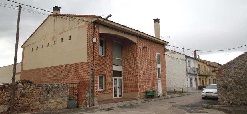 Centro Cultural Jesús Miguel Renedo de Zarzuela del Pinar.
