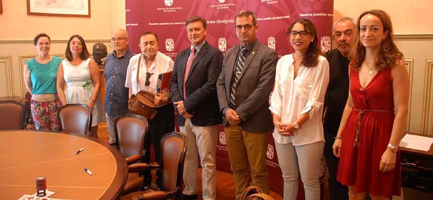 La Diputación renueva su apoyo a los cuatro grupos de acción local de la provincia