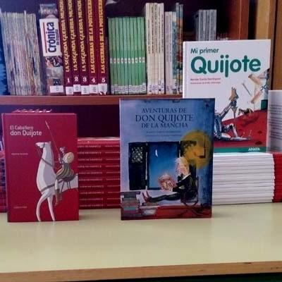 Los alumnos del colegio La Villa disfrutarán el próximo curso de la lectura de El Quijote