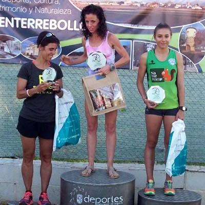 Alberto Vigil y Marta Vírseda ganadores de la IV Carrera Popular `Run to Terreña´