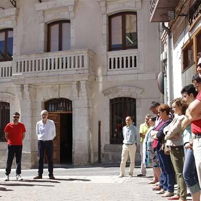 Minuto de silencio en Cuéllar en condena del atentado de Niza