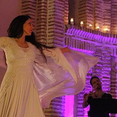 Moresca Ensemble llevó al ábside de Santiago, melodías andalusíes, medievales y renacentistas