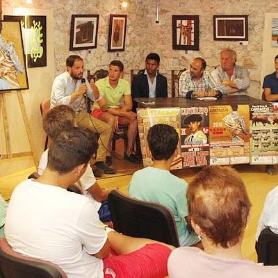 La Plaza de Toros de Cantalejo acogerá el viernes la presentación de la Feria Taurina 2017