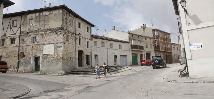 La modificación incluye la tercera y cuarta fase de acondicionamiento de la calle Palacio.