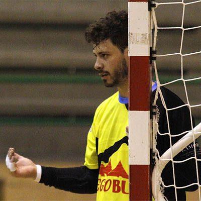 El portero olombradeño Carlos Pascual anuncia su fichaje por un equipo italiano