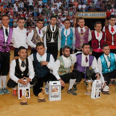 El valenciano Simón Gómez se alza como ganador del certamen de cortes `Villa de Cuéllar´