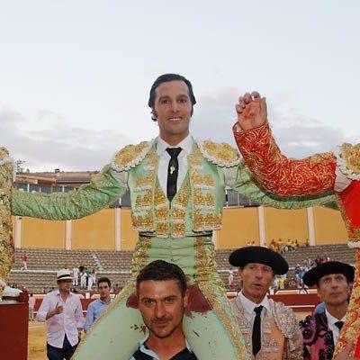 David Mora, Juan del Alamo y Javier Herrero, protagonistas de la corrida principal de la Feria Taurina de Cuéllar