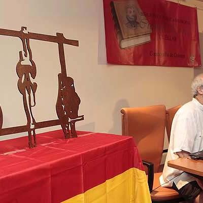 IU homenajea a los represaliados del Castillo