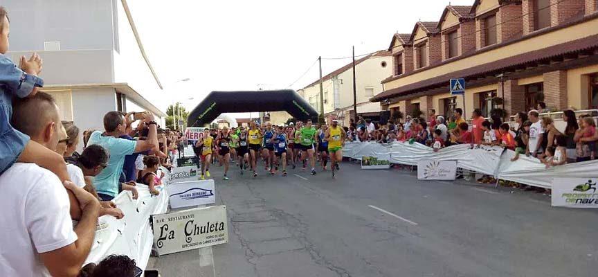 """La IV Carrera Pedestre """"Tierra de Pinares"""" de Nava de la Asunción espera alcanzar los 250 participantes"""