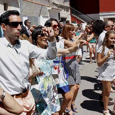 Fiestas de Pentecostés y virgen del Amor Hermoso en Campaspero