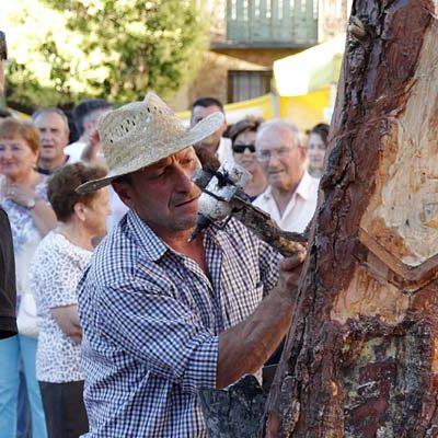 Navalmanzano celebra su XVI Feria de Usos y Costumbres