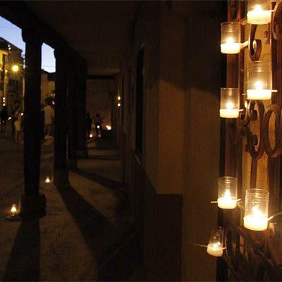 El Ayuntamiento de Fuentidueña recibe una ayuda de 52.000 euros para la iluminación ornamental de su patrimonio