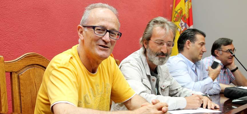 Miguel Ángel Gómez fue elegido coordinador comarcal de IU.