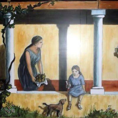 El aula arqueológica de Aguilafuente comienza su tercer curso de talleres educativos