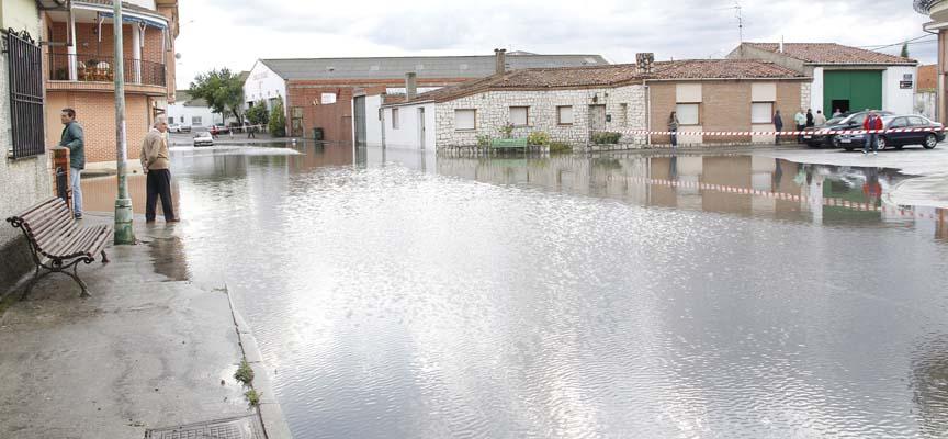 Las obras evitarán las inundaciones en la zona.