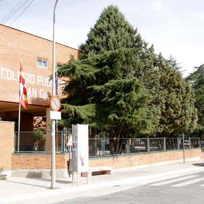 El colegio San Gil de Cuéllar suma una nueva aula de infantil en cuarentena