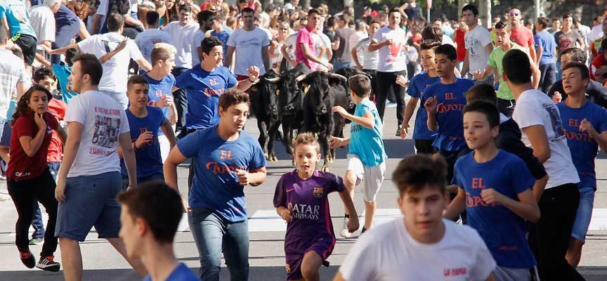 Cuéllar festeja San Miguel con actividades lúdicas y gastronómicas