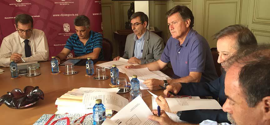 La Diputación anticipa más de 8,7 millones a los ayuntamientos del cobro de sus tributos
