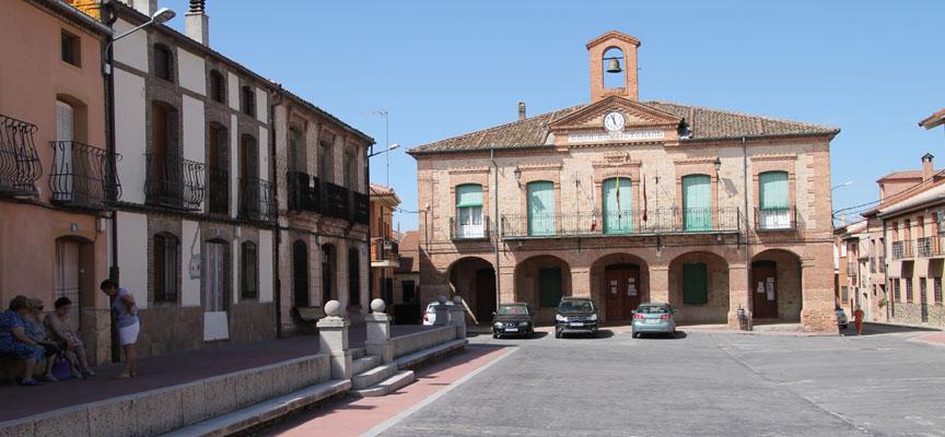 La Plaza Mayor acogerá el pregón.