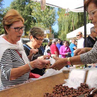 La romería de El Henar concentrará más de 215 puestos de venta ambulante