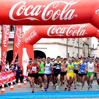 La Media Maratón Ciudad de Cantalejo espera alcanzar los 400 atletas el domingo 9 de octubre