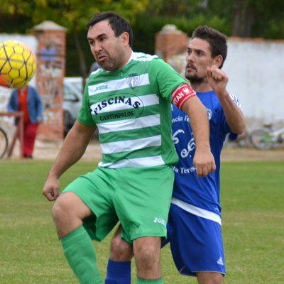 Trabajado punto en Cantimpalos  (1-1)