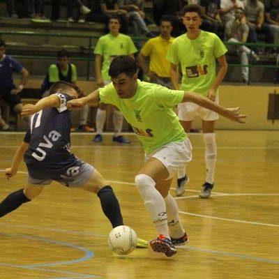 El FS Naturpellet regresa a la competición enfrentándose al Universidad de Valladolid