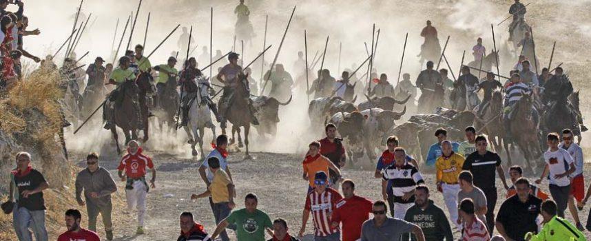 César Quintanilla ganador del primer premio del Concurso Fotográfico Fiestas de Cuéllar 2016