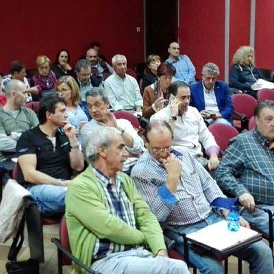 Honorse Tierra de Pinares renueva su Junta Directiva