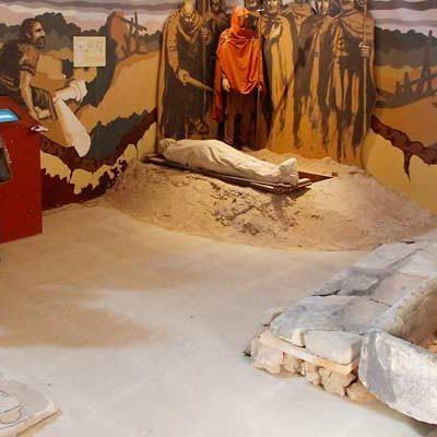 Aguilafuente celebra el 50 aniversario del descubrimiento del yacimiento de Santa Lucía