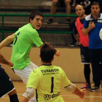 El FS Cuéllar se impuso 4-1 al Universidad de Valladolid