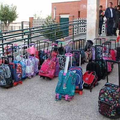 El lunes 10 de septiembre comienza el curso escolar 2018-2019 para los alumnos de Infantil, Primaria y Educación Especial
