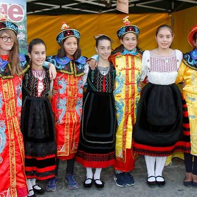 Carbonero el Mayor se acercó a la cultura china