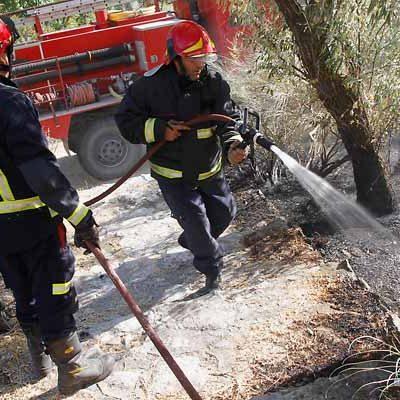 La Junta mantiene la declaración de época de peligro medio de incendios forestales hasta el 13 de octubre