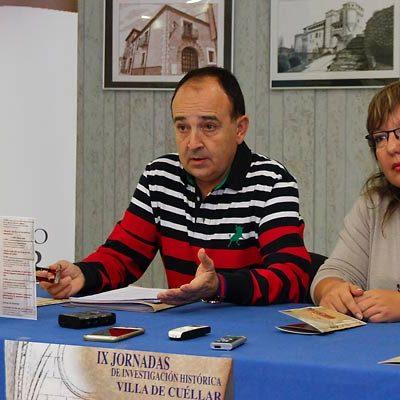 La Cultura y la Iglesia en Castilla y León centrarán las IX Jornadas de Investigación Histórica `Villa de Cuéllar´