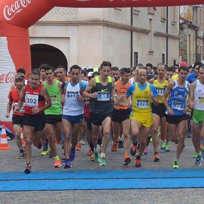 Cantalejo espera superar los 300 participantes en su Media Maratón
