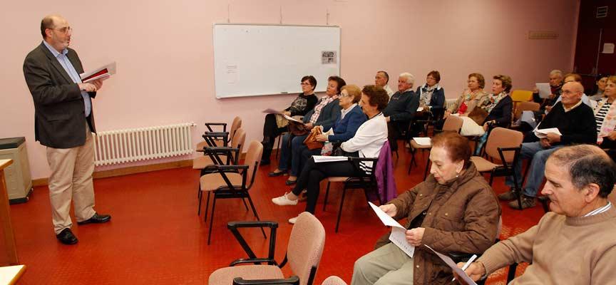 Presentación del curso 2016-2017 en el Centro de Día.