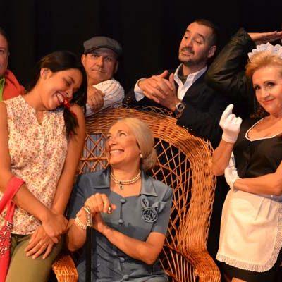 Cantalejo se despide de la Muestra Provincial de Teatro con un drama y dos comedias