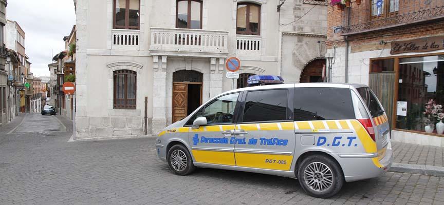 La Policía Local tiene su sede en la planta baja del Ayuntamiento.