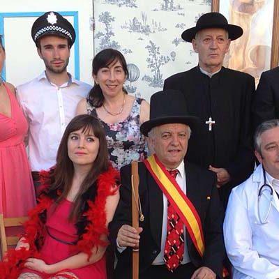 Y Ahora Q? y Mandala se estrenan en Cantalejo dentro de la XIX Muestra Provincial de Teatro con dos comedias