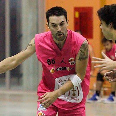 El Cuéllar Basket debuta con victoria ante el actual campeón de Copa y se coloca líder de la liga BasketVall