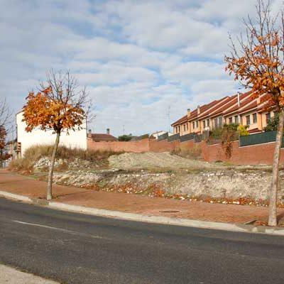 La Fundación Santa María Magdalena subasta dos parcelas en la calle puerto Rico de Cuéllar