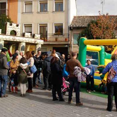 El barrio de San Andrés festeja a su patrón