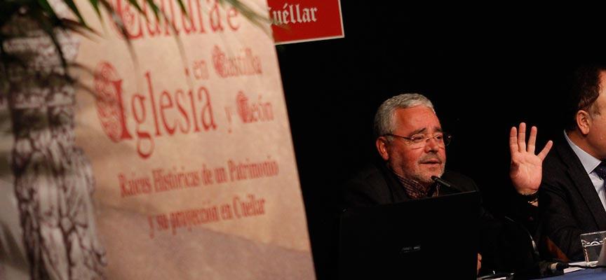 Gonzalo Jiménez, secretario d ela Fundación Edades del Hombre.