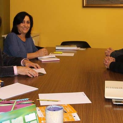 Cuéllar acogió una nueva reunión preparatoria de las Edades del Hombre 2017