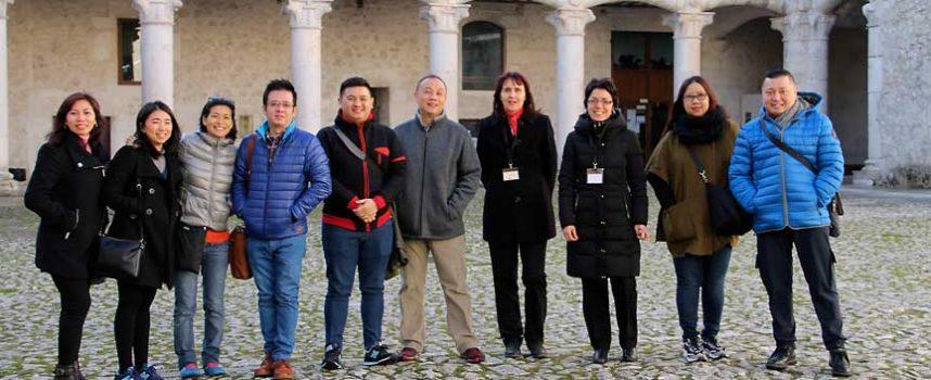 Operadores turísticos y agentes de viaje de Indonesia visitan el municipio