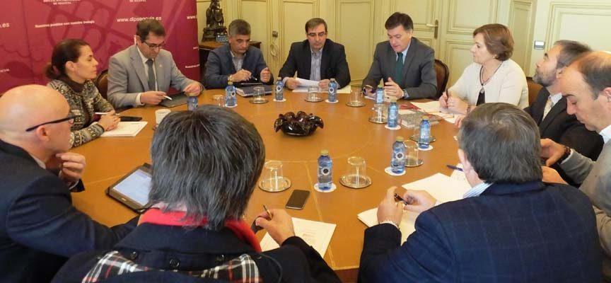 La Diputación anticipa más desiete millones de euros a los ayuntamientos del cobro de sus tributos